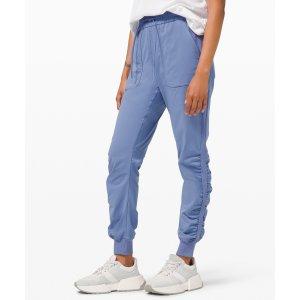 Lululemon休闲运动裤