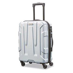$79.99起Samsonite Centric 可扩展万向轮印刻行李箱