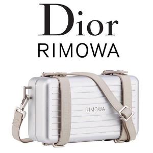 Dior联名款手提箱四个颜色全补货Rimowa x Dior 联名小箱子官网全面补货 高级感满满