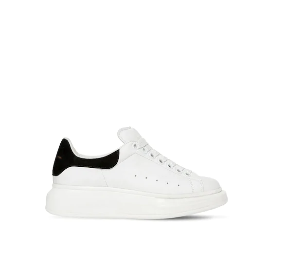 40MM 黑尾小白鞋