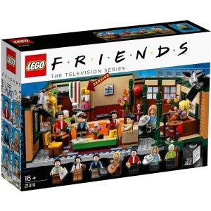 LEGO Ideas: 老友记(21319)