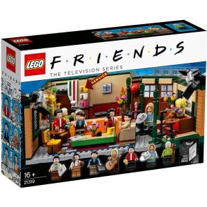 $112(原价$133)折扣升级:LEGO 乐高 IDEAS系列 老友记中央咖啡馆 (21319)