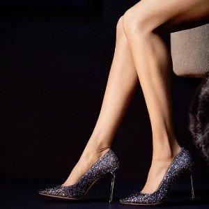 无门槛65折 £308创新低收封面款Jimmy Choo 全线美鞋美包香氛折扣热卖