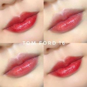 Tom FordSephora $110方管唇膏#Scarlet Rouge