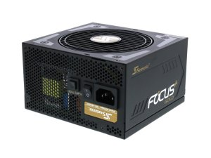 Seasonic FOCUS+ SSR-850FX 850W 80+ Gold Full Modular PSU