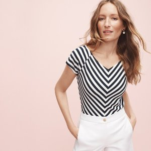 Up to 60% offSelected Items @ Ann Taylor Factory