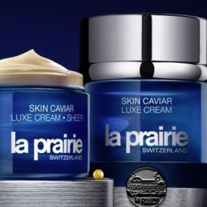 LaPrairie.com Online Exclusive!Introducing Skin Caviar Remastered  + 2-Piece Platinum Gift plus Two Samples of your Choice