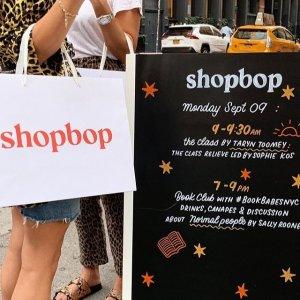 2.25折起 折扣区也参加折扣升级:shopbop官网 全场大促再降价 Gucci平替$83,MJ相机包$293
