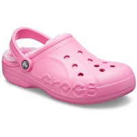 Crocs 保暖洞洞鞋