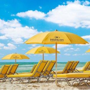 Extra 10% Off w/CodeHilton Cabana Miami Beach Discount