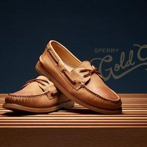 低至5折Sperry 折扣区上新 舒适女鞋热卖