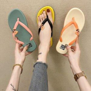 夏季沙滩拖鞋