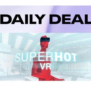 Super Hot VR - Oculus