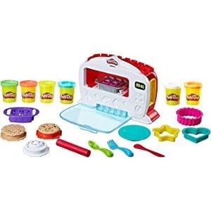 Play-Doh 彩泥厨房烤箱套装