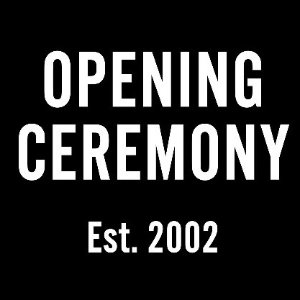 Up to 30% Off@ Opening Ceremony