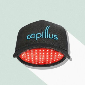 9折!随时可戴,一顶搞定!Capillus 康氏黑科技生发帽 脱发者的福音上线啦!FDA认证!