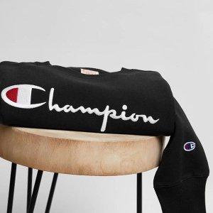 7.5折优惠+包邮Champion USA官网 Reverse Weave系列卫衣、裤装促销