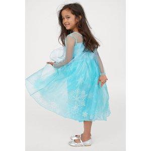 H&M公主装扮套装