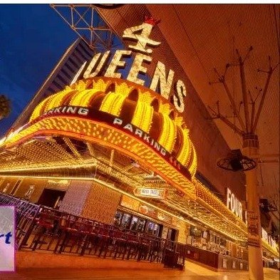 拉斯维加斯 Four Queens Hotel and Casino