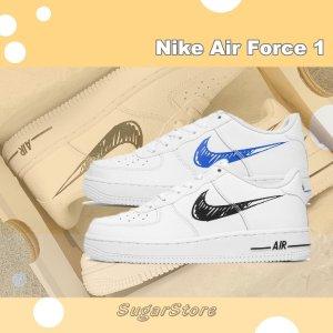 Nike35.5-38.5码Air Force 1 大童款