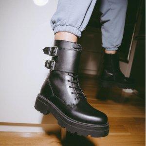 Aldo6/9Baonia 女士系带靴