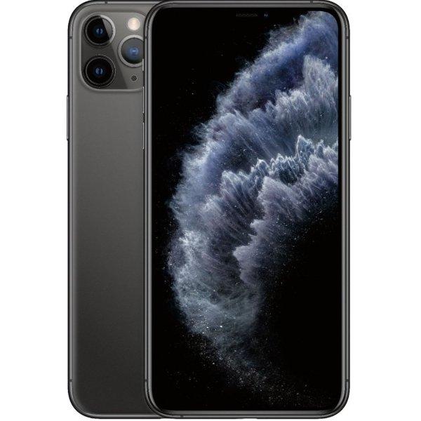 Apple iPhone 11 Pro Max 256GB 深空灰手机 解锁版