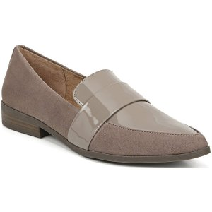 Famous Footwear$15 Off $75Dr. Scholl's Women's Agnes Loafer Grey, Loafers and Oxfords, Famous Footwear
