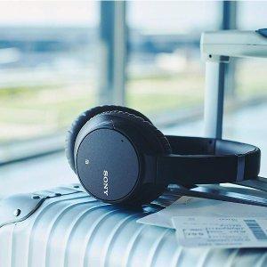 $128(原价$228)Sony WH-CH700N 无线降噪立体声耳机