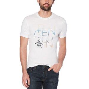 Original Penguin男士T恤