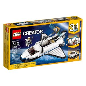Up to 35% Off LEGO Creator 3in1 Modular Skate House 31081 Building Kit (422 Piece) & More @ Amazon