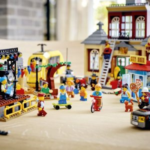 8折 超级玛丽暂全$9起Lego 爆款补货热促 收兰博基尼、天际线、哈利波特等