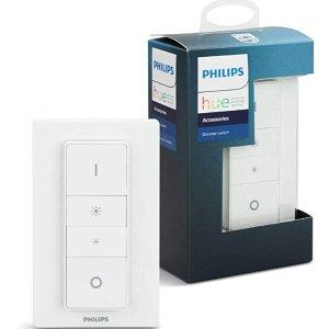 现价€17.99(原价€24.95)Philips Hue 无线灯光调节遥控器 特价