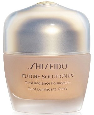 Shiseido Future Solution LX Total Radiance Foundation 时光琉璃粉霜
