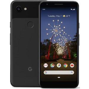 $479 送$100 Amazon礼卡Google Pixel 3a XL 安卓智能手机