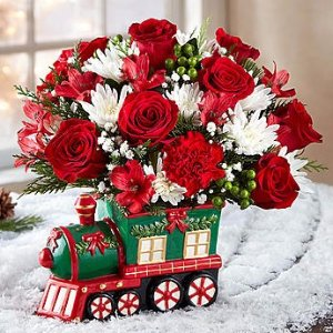 25% Off@ 1-800-Flowers