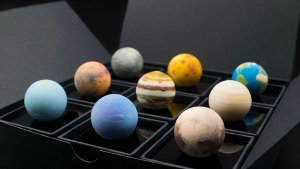Solar System Model, Mini Set - Specs and details | AstroReality