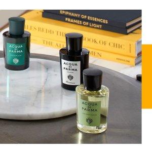 送3件套(含香水、洗护系列)Acqua di Parma 克罗尼亚系列特卖 100ml礼盒装仅$226