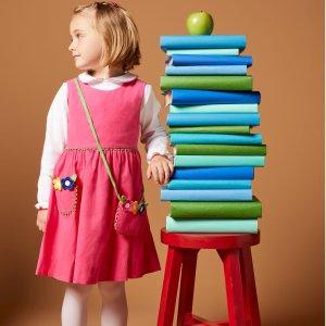 7.5折包邮 奥巴马夫妇的选择Florence Eiseman 精致儿童服饰热卖,经典美式设计
