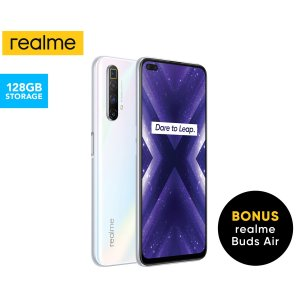 Oppo赠Buds Air无线耳机realme X3 SuperZoom 128GB 智能手机 无锁版