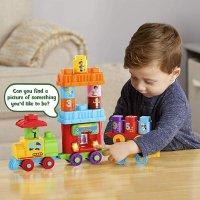 Leapfrog 玩具学习小火车