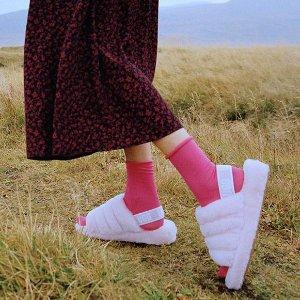 6折起+额外8折 €22收拖鞋UGG官网 折上折限时大促来袭 最后机会低价收雪地靴、豆豆鞋