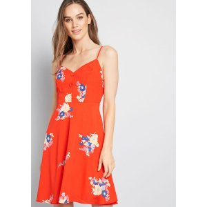 ModClothExtra 25% off orders of $125Living Lightheartedly Sundress