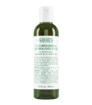 Cucumber Herbal Alcohol-Free Toner – Facial Toner for Dry Skin – Kiehl's