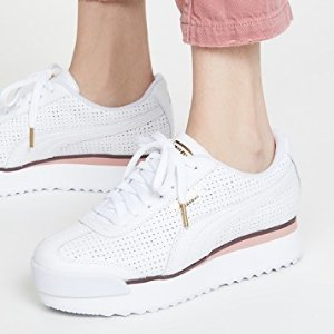 PumaNo code needed Women's Puma Roma Amor Perf Casual Shoes