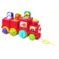 Vtech 小火车牵绳玩具