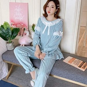 三色选 一律$19.9Crescentt 日系公主风 居家套装热卖 甜宠剧女主角