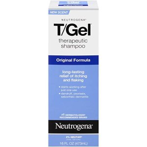 Neutrogena TGel去屑洗发水