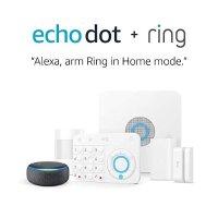 Ring Alarm 5件套 + Echo Dot 3