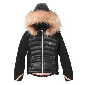 343d3fccf Michael KorsMichael Kors Girls' 7-16 Mo Bubbles Puffer Jacket