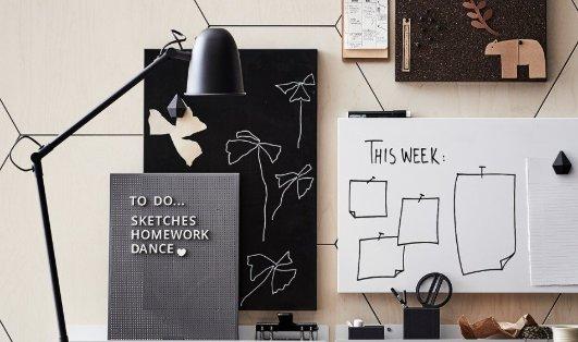 IKEA 新品拼字小黑板IKEA 新品拼字小黑板